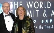 Gerry & Lois Elman at the 2009 World Technology Awards in New York City