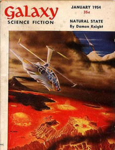 Galaxy Science Fiction Jan. 1954