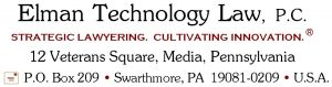 Elman Technology Law header