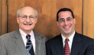 Elman Technology Law attorneys Gerry J. Elman and Joshua D. Waterston